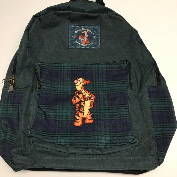 Handbags - Vintage Disney Tigger Backpack
